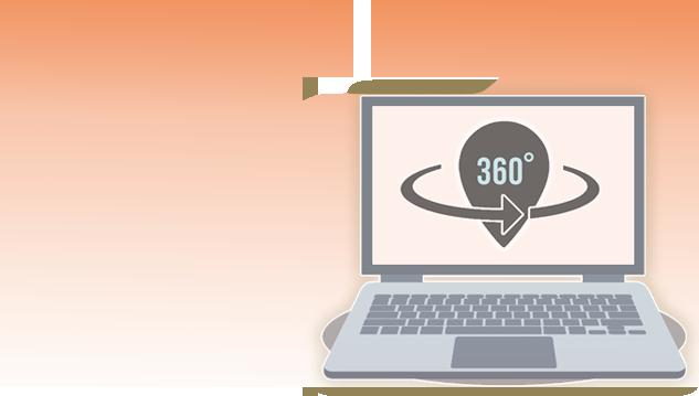 Individuelle Web 360° Tour